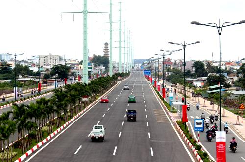 Hơn 1.100 tỷ đồng nối đường đẹp nhất TP HCM với quốc lộ 1