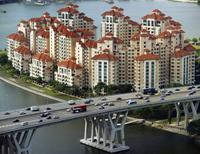Nhà giàu Trung Quốc đổ xô gom đất Singapore