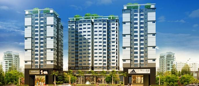 Chính thức công bố mở bán khu căn hộ The Hyco4 Tower