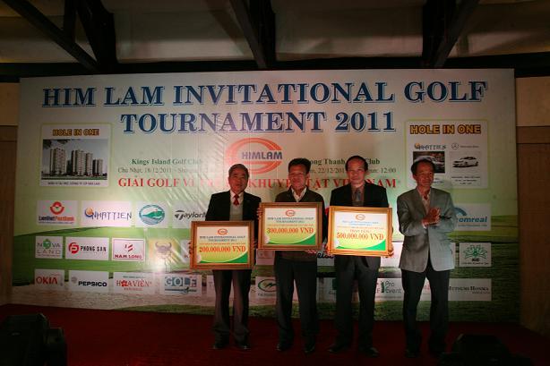 Him Lam Invitational Golf Tournament 2011