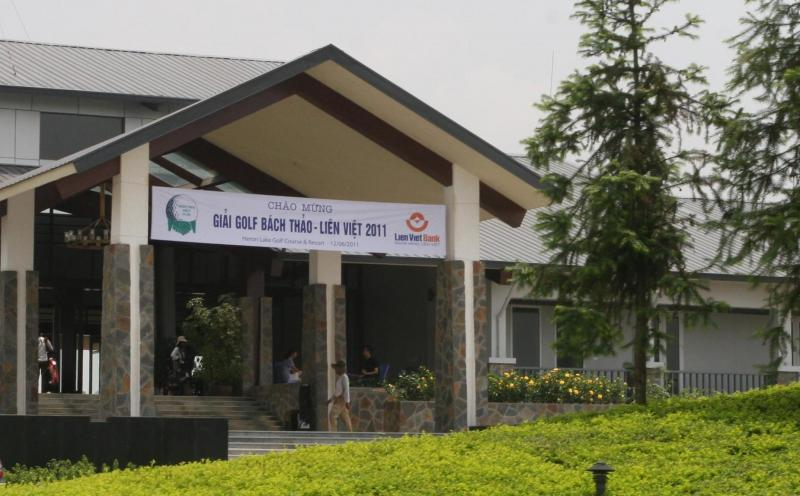 LienVietBank tổ chức Giải Golf Bách Thảo - Liên Việt 2011