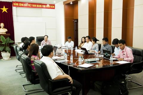Hội nghị báo cáo tổng kết hoạt động kinh doanh năm 2010 của Tập đoàn Him Lam