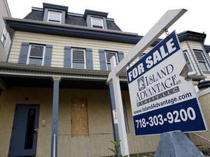 Thị trường nhà đất Mỹ có dấu hiệu khởi sắc